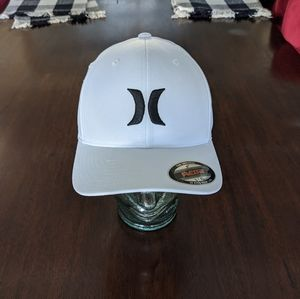 Hurley Fitted Hat L/XL NWOT